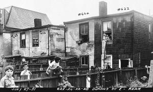 Toronto slum